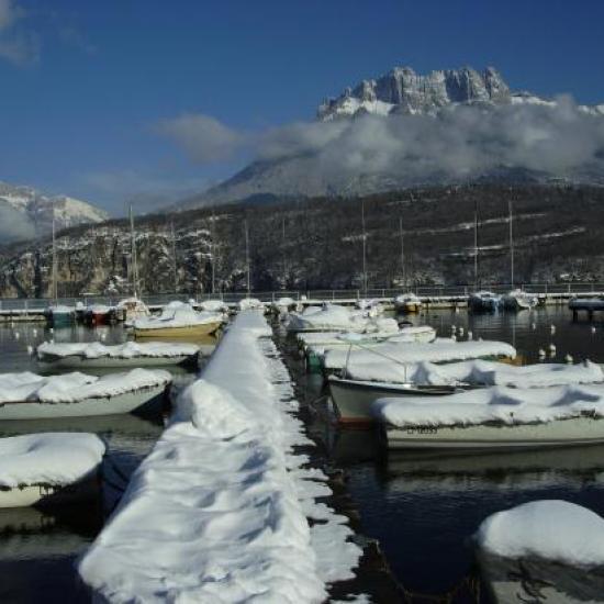 Paysages lacustre Decembre 2010