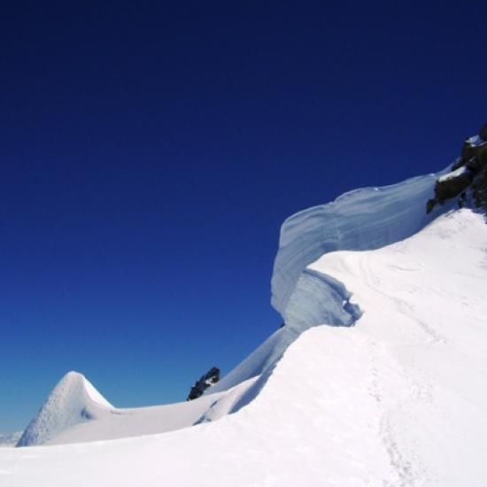 Le Mont Blanc du Tacul 4248 m